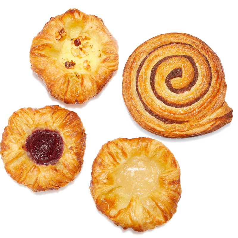 Large Assorted Danish Pastry